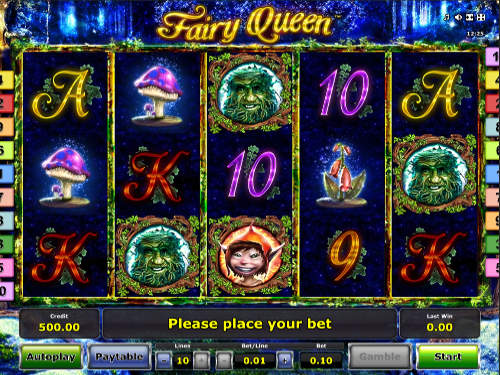 Fairy Queen free slot