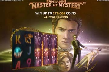 Fantasini Master of Mystery video slot
