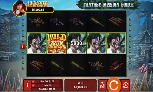 Fantasy Mission Force slot