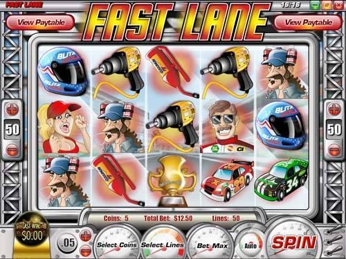 Fast Lane videoslot