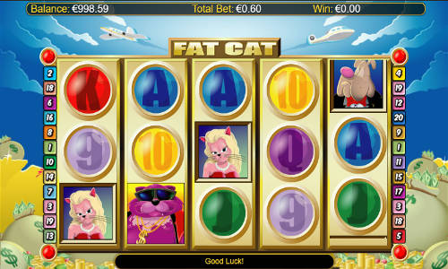 Fat Cat free slot
