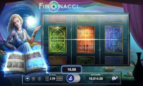 Fibonacci videoslot