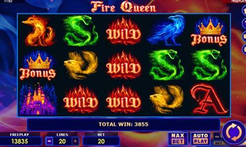 Fire Queen videoslot