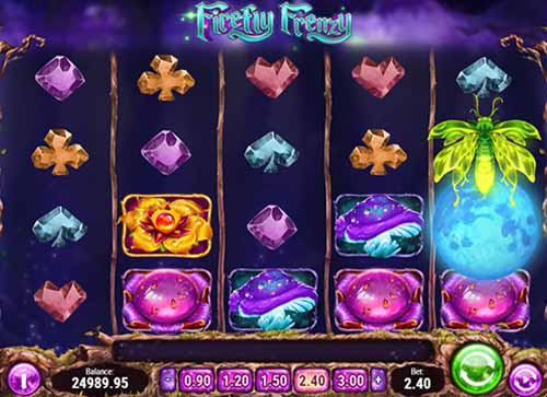 Firefly Frenzy videoslot