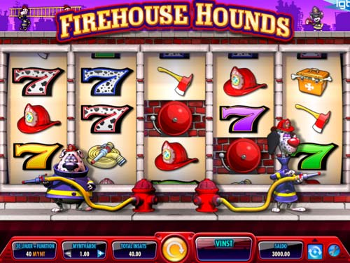 Firehouse Hounds videoslot
