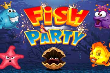 Fish Party video slot