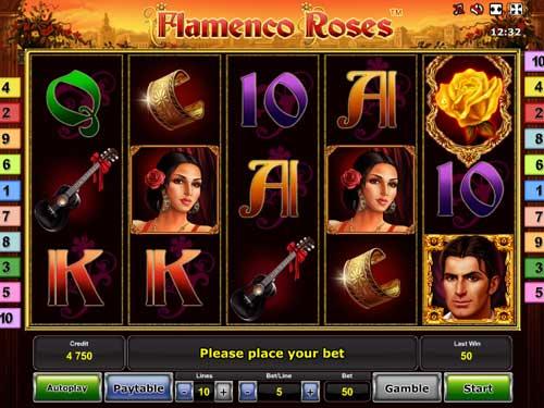Flamenco Roses slot