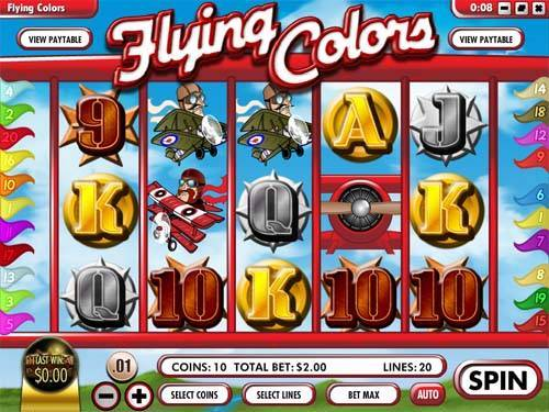 Flying Colors slot