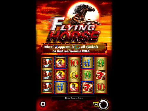 Flying Horse videoslot