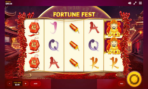 Fortune Fest videoslot