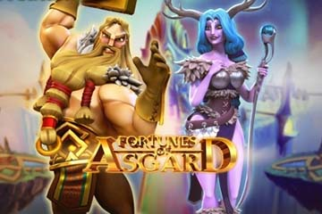 Fortunes of Asgard video slot