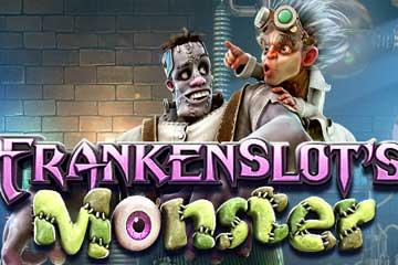 Frankenslots Monster video slot