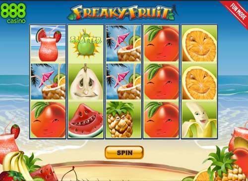 Freaky Fruit slot