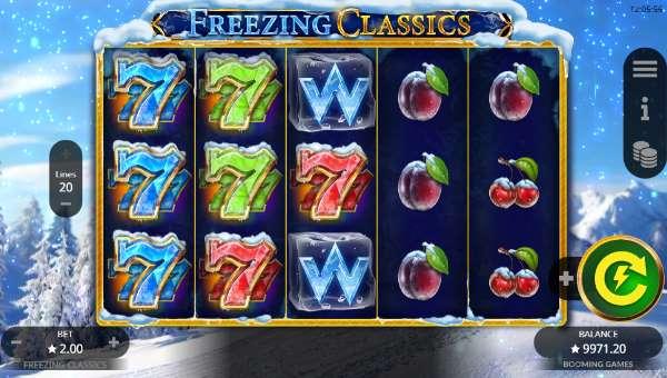 Freezing Classics videoslot