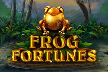 Frog Fortunes slot