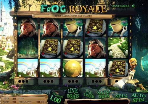 Frog Royale slot