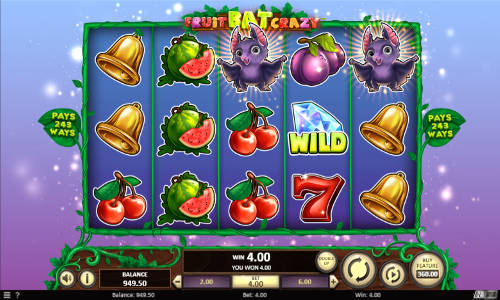 Fruit Bat Crazy slot