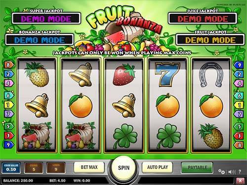free online casino slot games for fun spiele fruits
