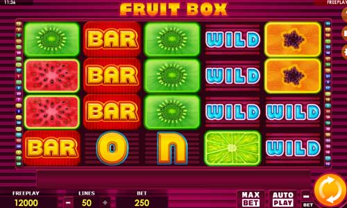 Fruit Box videoslot