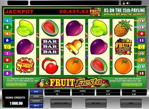 Fruit Fiesta slot