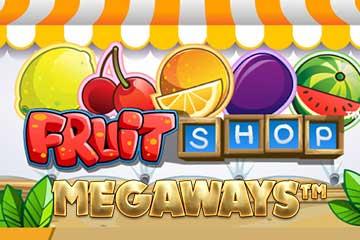 Spela Fruit Shop Megaways slot