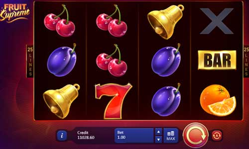 Fruit Supreme slot