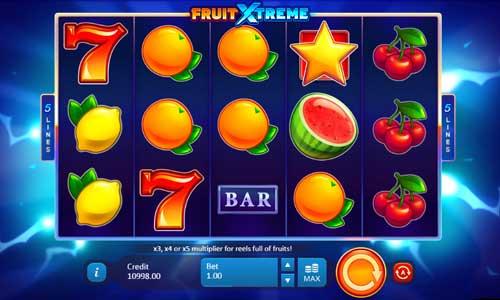 Fruit Xtreme videoslot