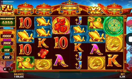 Fu Fortunes Megaways slot