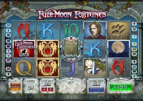 Full Moon Fortunes slot