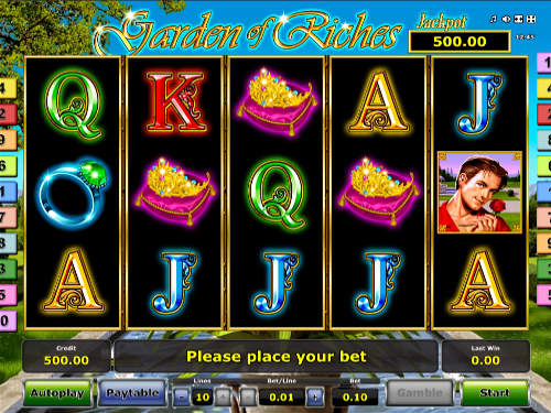 Garden of Riches free slot