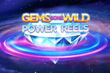 Gems Gone Wild Power Reels slot