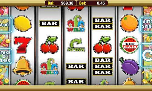 Get Fruity slot
