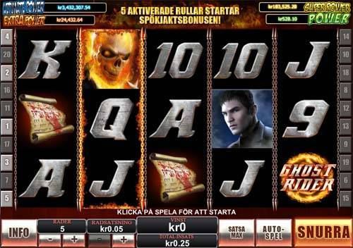 Ghostrider slot