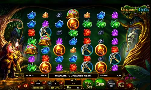 Giovannis Gems free slot