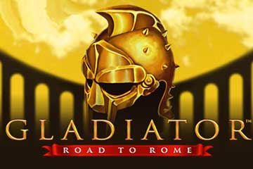 Gladiator Road to Rome video slot