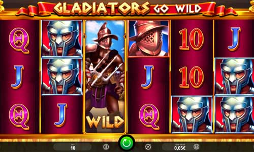 Gladiators Go Wild videoslot