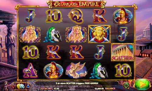Glorious Empire free slot