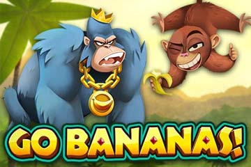 Go Bananas video slot
