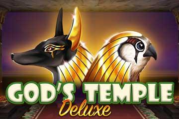 Gods Temple Deluxe slot