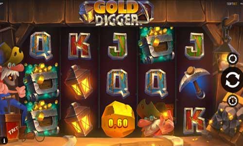 Gold Digger videoslot
