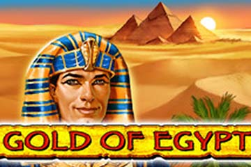 Gold of Egypt video slot