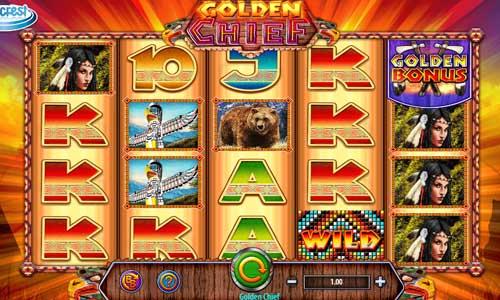 Golden Chief slot