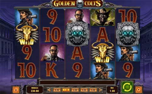 Golden Colts slot