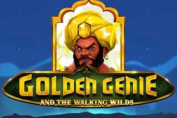 Spela Golden Genie and the Walking Wilds slot