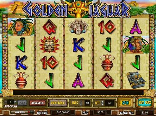 Golden Jaguar free slot
