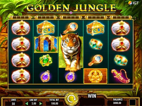 Golden Jungle free slot