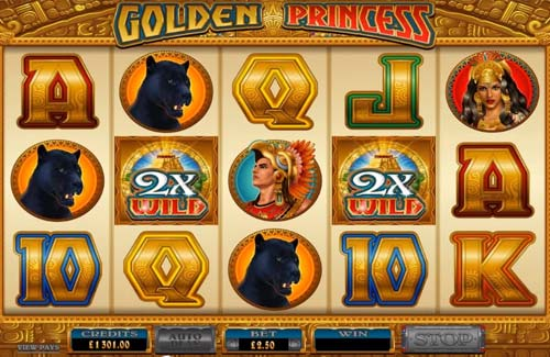 Golden Princess slot