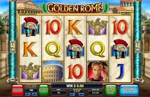 Golden Rome free slot