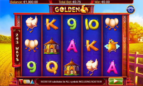 Golden slot