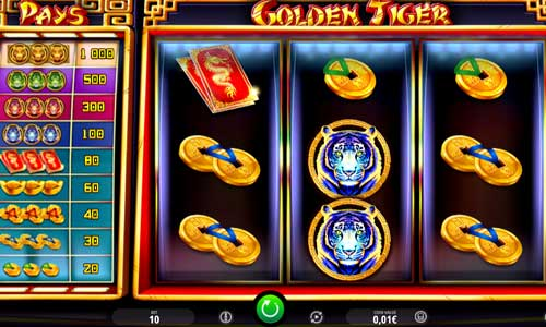 Golden Tiger videoslot